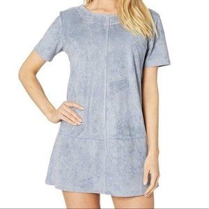 Bishop & young ivy shift above the knee navy dress